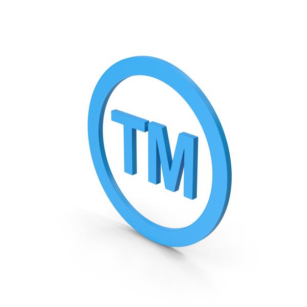 Logo: Symbol Trademark Blue PNG & PSD Images