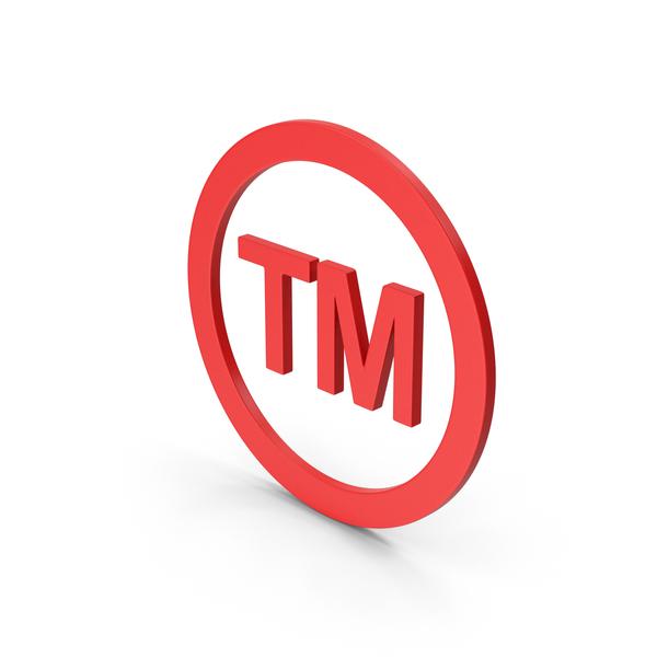 Logo: Symbol Trademark Red PNG & PSD Images