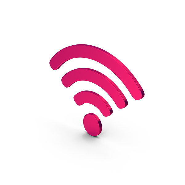 Wi Fi: Symbol WIFI Metallic PNG & PSD Images