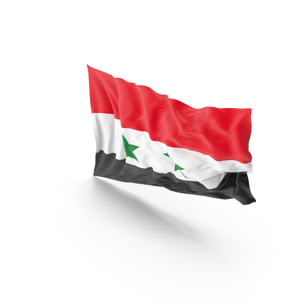 Syria Flag PNG & PSD Images