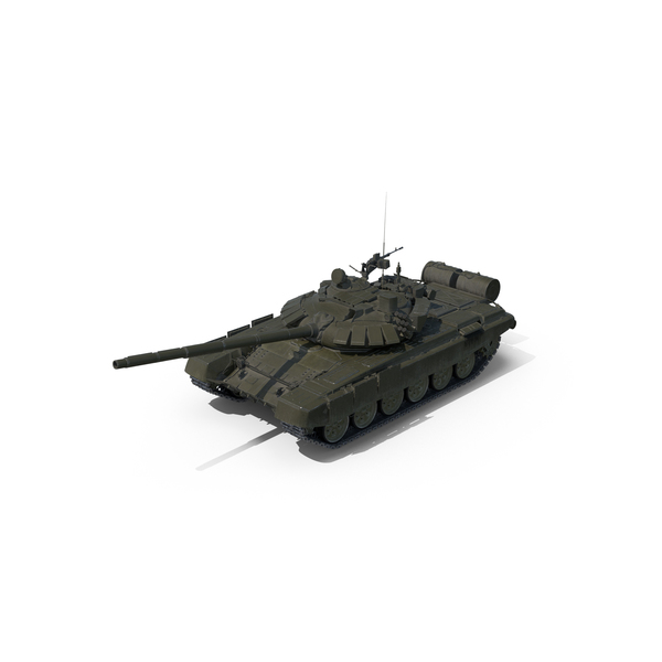 T-72B3 Soviet Main Battle Tank PNG & PSD Images