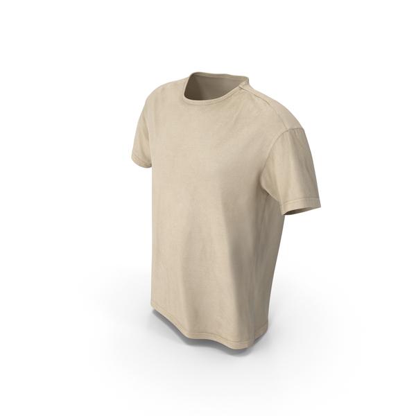 T Shirt: T-Shirt Beige PNG & PSD Images