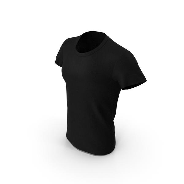 T Shirt Men Black PNG & PSD Images