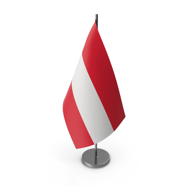 Table Flag Austria PNG & PSD Images