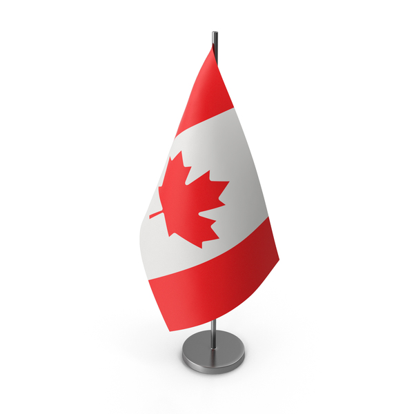 Table Flag Canada PNG & PSD Images