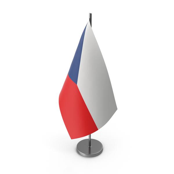 Table Flag Czech Republic PNG & PSD Images