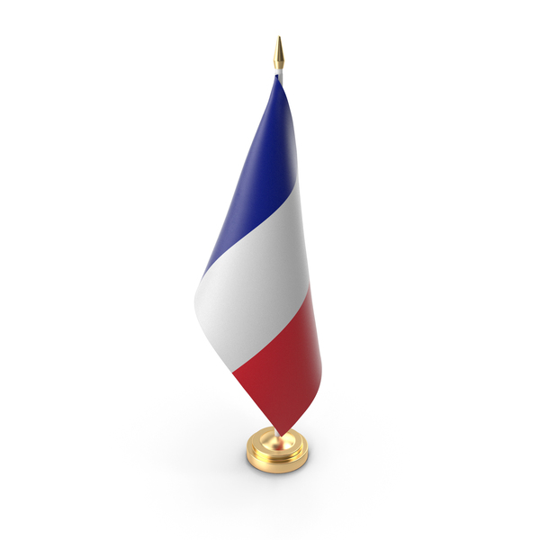 French: Table Flag France PNG & PSD Images