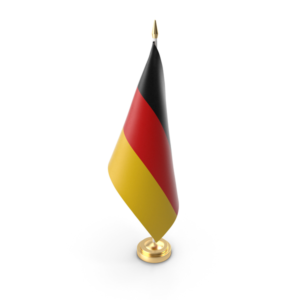 Table Flag Germany PNG & PSD Images