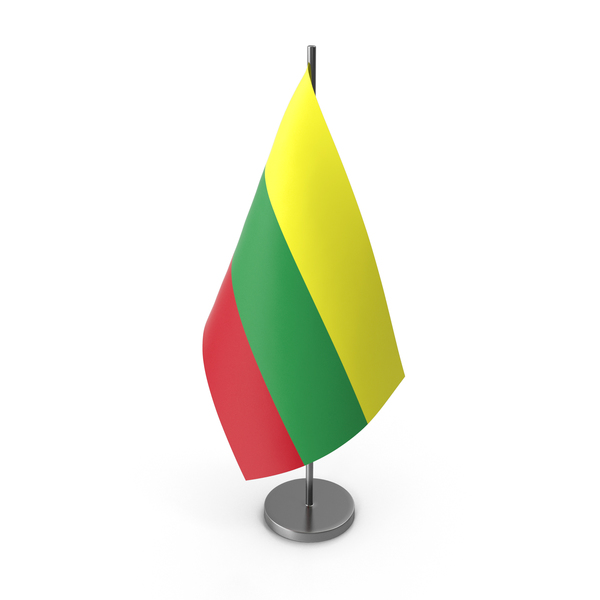 Table Flag Lithuania PNG & PSD Images