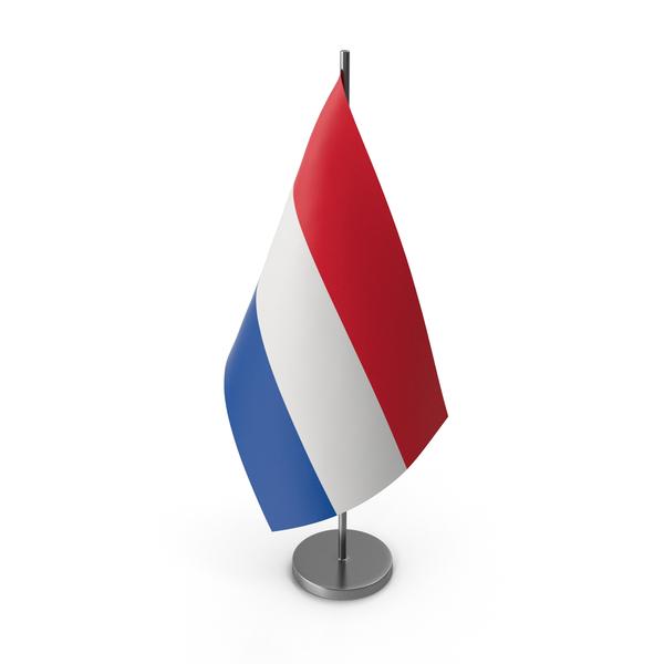 Table Flag Netherlands PNG & PSD Images