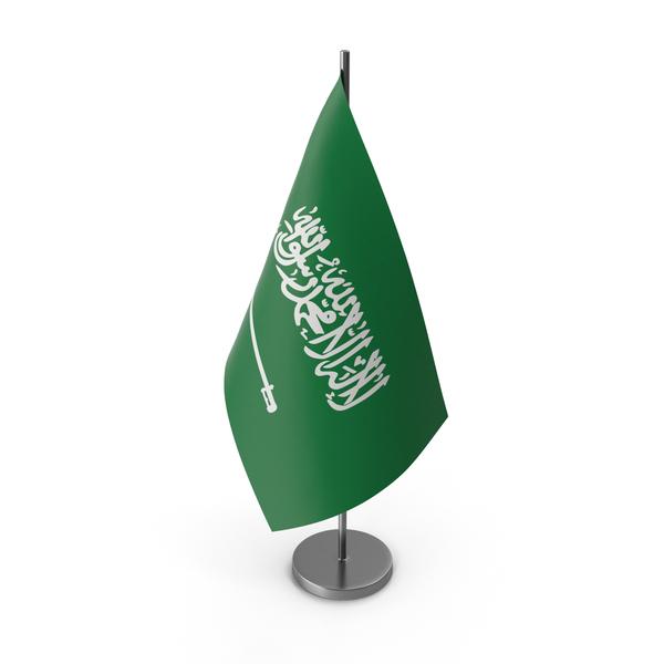 Table Flag Saudi Arabia PNG & PSD Images