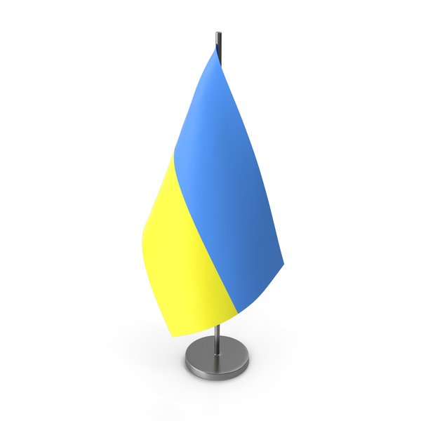 Table Flag Ukraine PNG & PSD Images