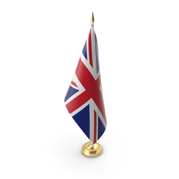 Table Flag United Kingdom PNG & PSD Images