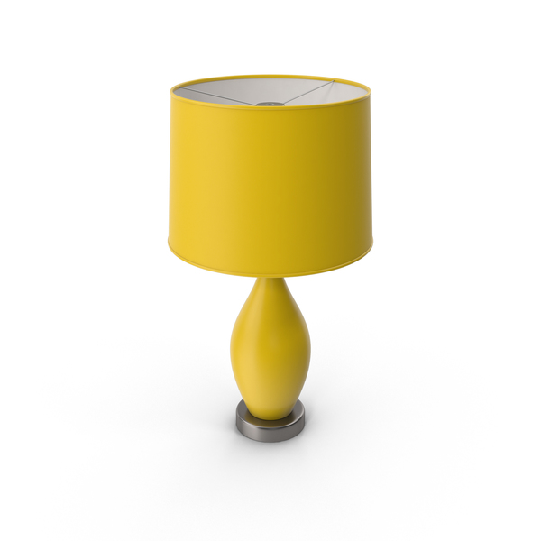 Table Lamp PNG & PSD Images