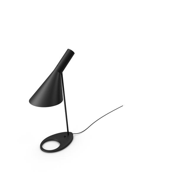 Table lamp AJ Louis Poulsen by Arne Jacobsen PNG & PSD Images