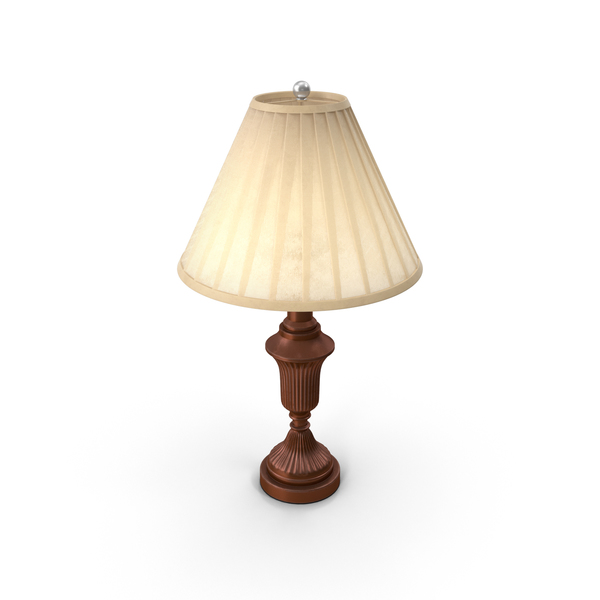 Desk: Table Lamp PNG & PSD Images
