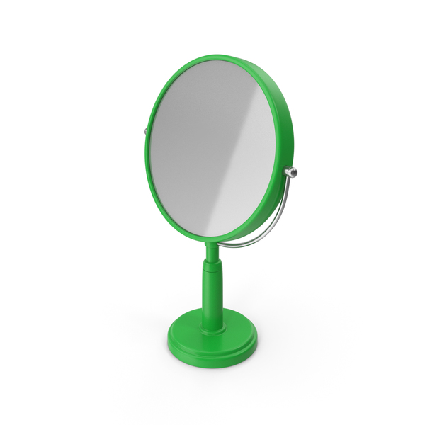 Table Mirror Green PNG & PSD Images