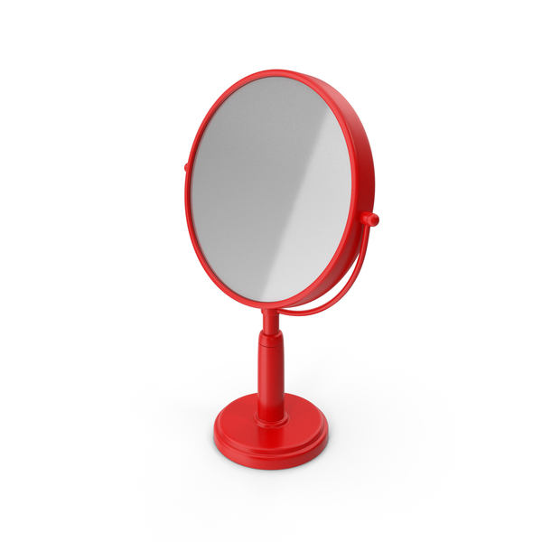Table Mirror Red PNG & PSD Images