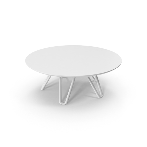 Table White PNG & PSD Images