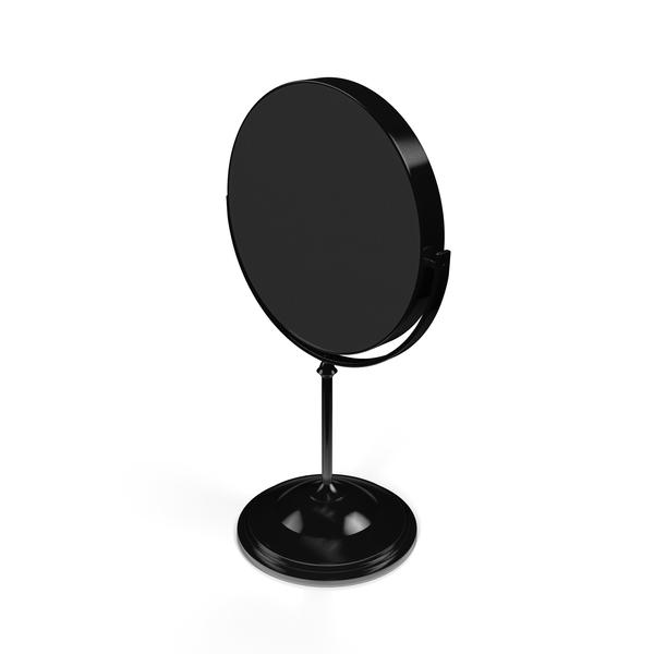 Tabletop Vanity Mirror PNG & PSD Images