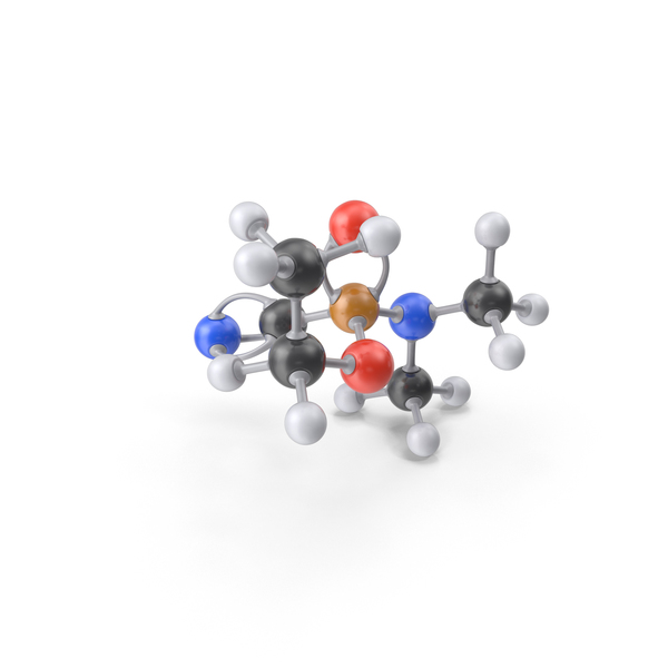 Tabun Molecule PNG & PSD Images