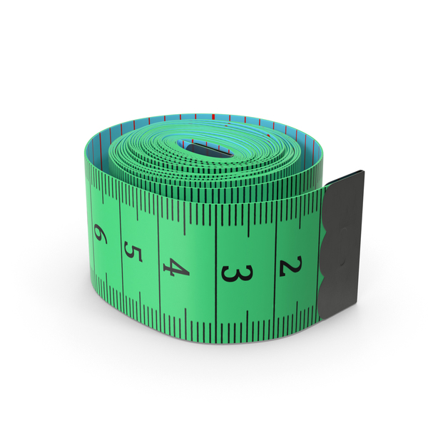 Tailor Meter Green PNG & PSD Images