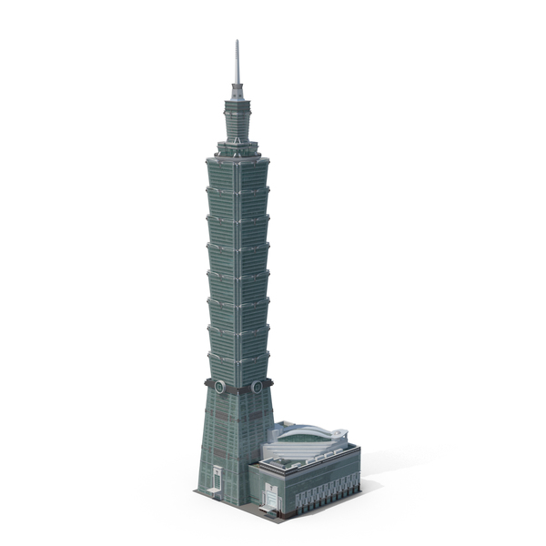 Taipei 101 PNG & PSD Images