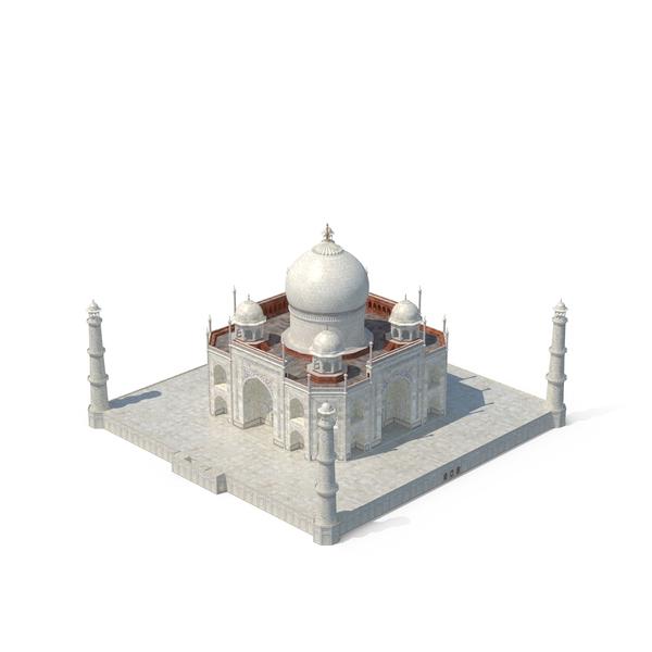 Mausoleum: Taj Mahal PNG & PSD Images