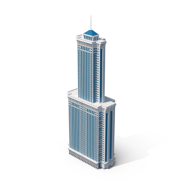 Tall Skyscraper PNG & PSD Images