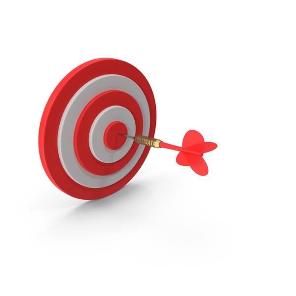Target Infographic Dart Diagram PNG & PSD Images