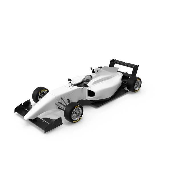 Tatuus BF3-020 BRDC British F3 Car PNG & PSD Images