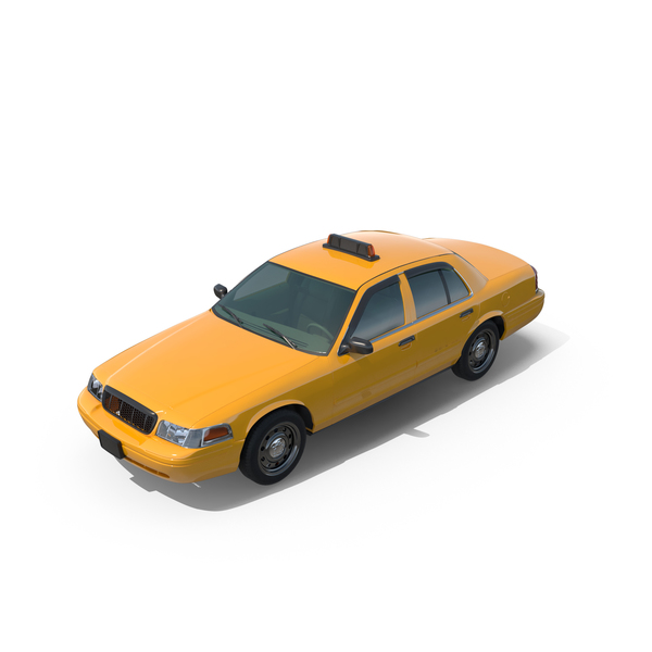 Taxi Cab PNG & PSD Images