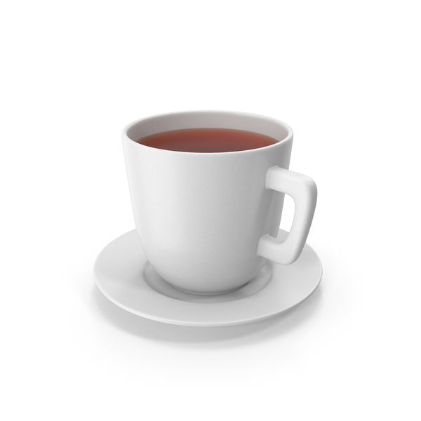 Tea Cup With Plate PNG & PSD Images