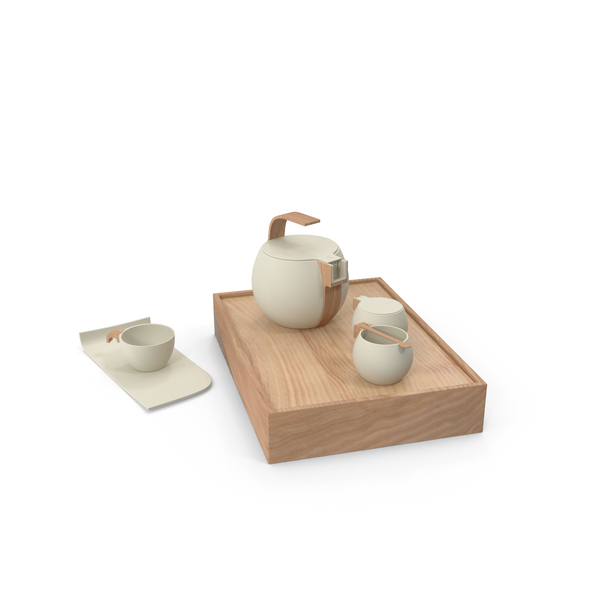 Tea Set PNG & PSD Images