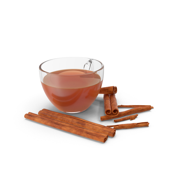 Tea With Cinnamon PNG & PSD Images