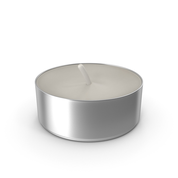 Tealight Candle PNG & PSD Images
