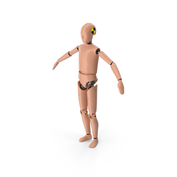 Teenager Crash Test Dummy PNG & PSD Images
