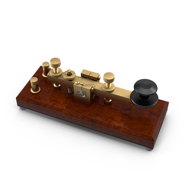 Telegraph Key PNG & PSD Images