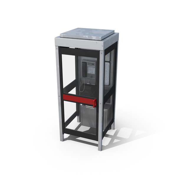 Telephone Booth PNG & PSD Images