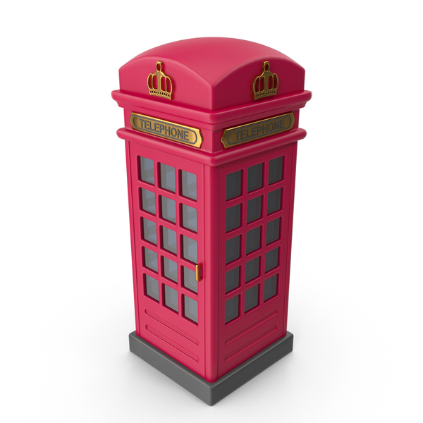 Phone Booth: Telephone Box PNG & PSD Images