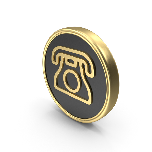 TelePhone Coin logo Icon PNG & PSD Images
