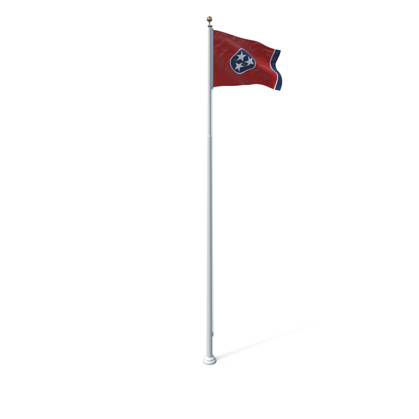 Tennessee State Flag PNG & PSD Images