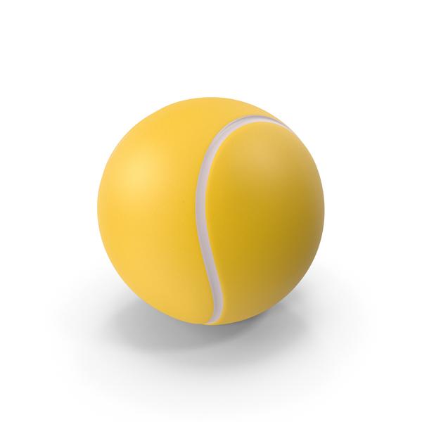 Tennis ball cartoon PNG & PSD Images
