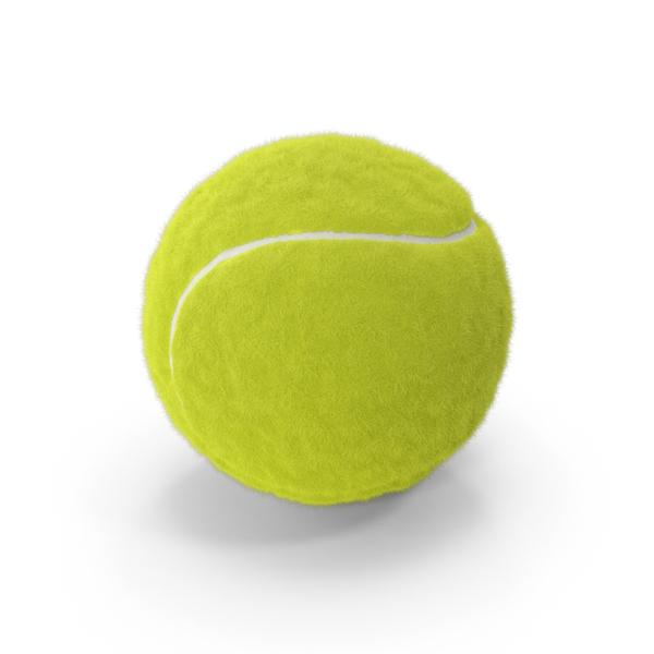 Tennis Ball Fur PNG & PSD Images