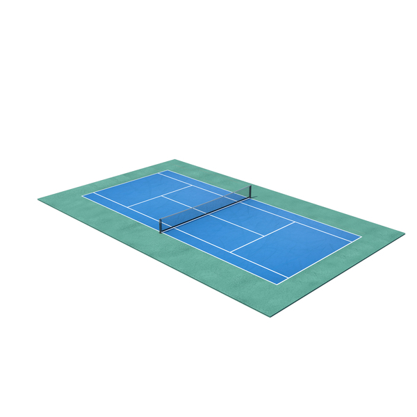 Court: Tennis Pitch PNG & PSD Images
