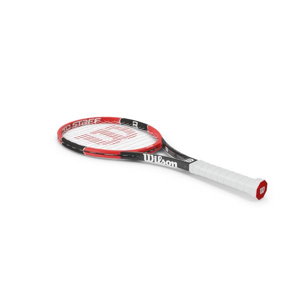 Tennis Racket Wilson Prostaff 97 LS PNG & PSD Images