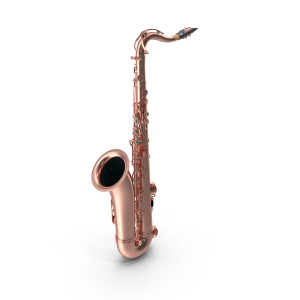 Tenor Saxophone PNG & PSD Images