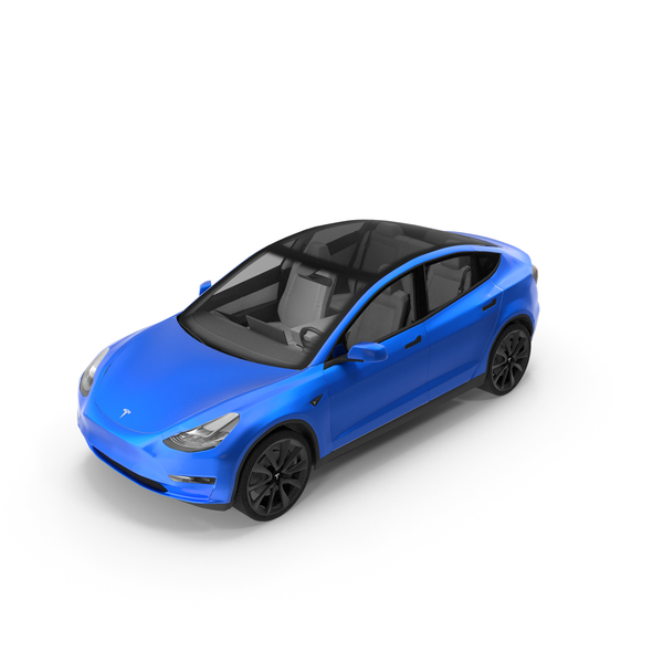 Sedan: Tesla Model Y PNG & PSD Images