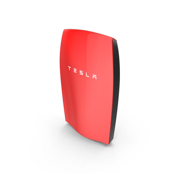 Tesla Powerwall Unit PNG & PSD Images