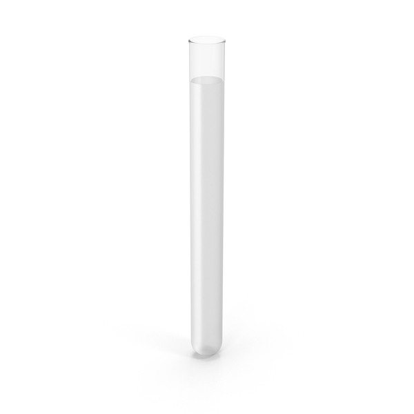 Test Tube White PNG & PSD Images